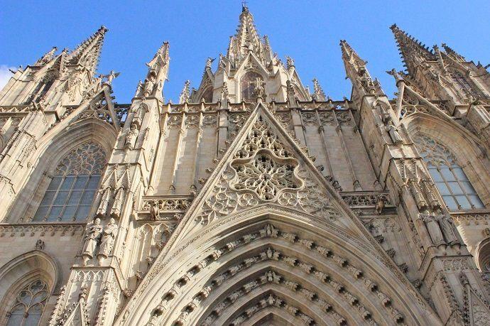 Guía privado por Barcelona. Catedral. Reservas