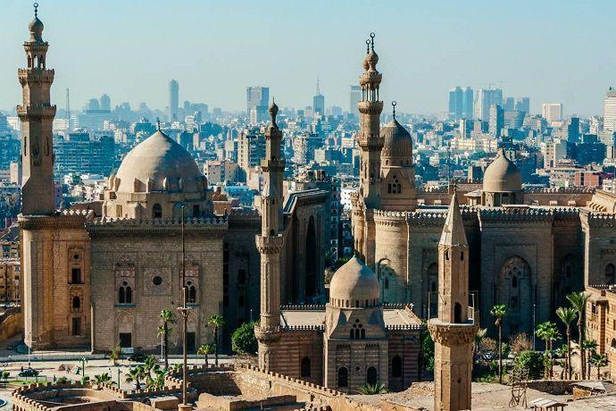 Qué ver en el Cairo. Mezquita del Sultán Hassan.