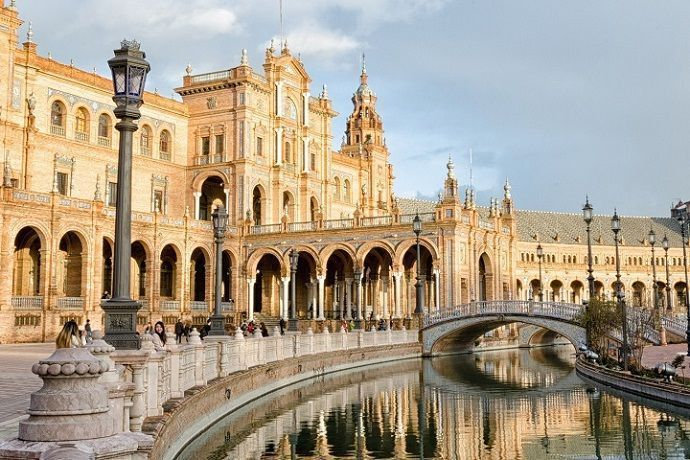Tour por Andalucía desde Sevilla.