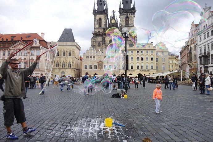 Tour en Praga