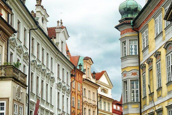Guía privado por Praga
