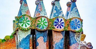 Ruta Gaudí. Tour por los monumentos de Gaudí.