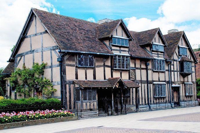 Stratford upon Avon. Visita guiada a la casa natal de Shakespeare.