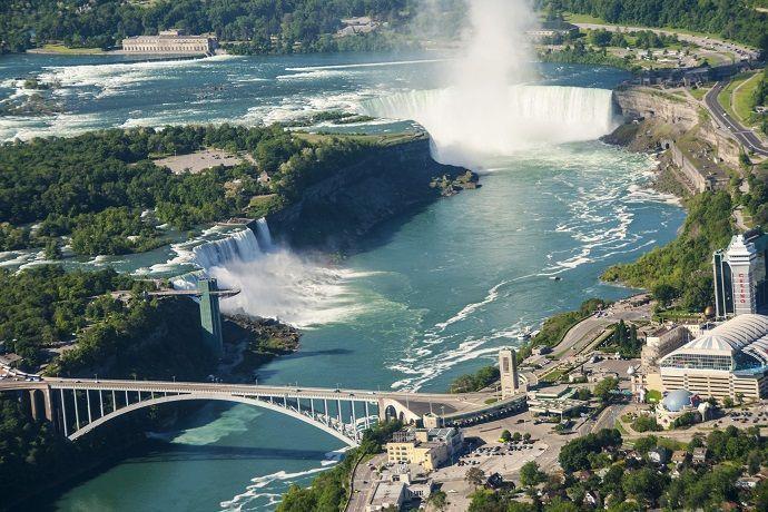Excursión a Niagara Falls