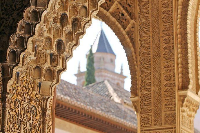 Tour por Andalucía desde Barcelona.