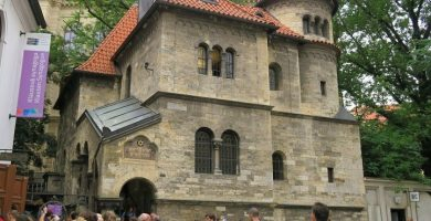 Tour por el barrio judío de Praga. Reservas.