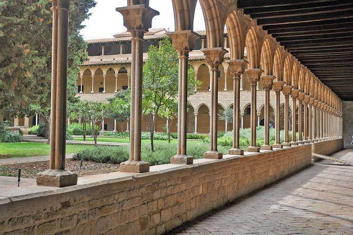 Tour privado por Barcelona. Monasterio de Pedralbes