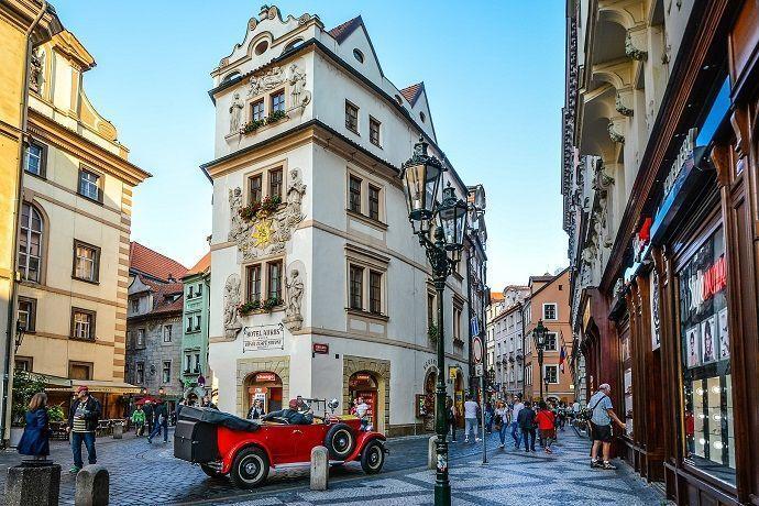 Guía privado por Praga.