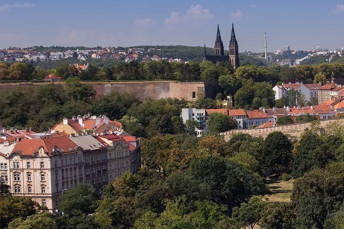 Visitas privadas en Vyšehrad