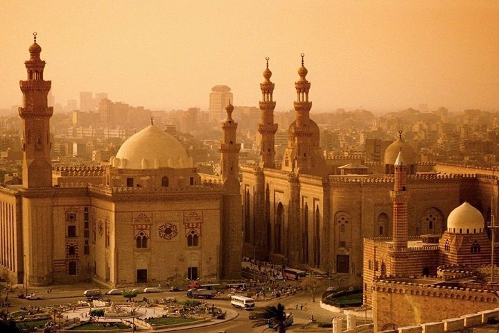 Tour guiado por El Cairo