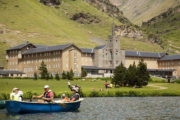 Tour por el Lago del Valle de Núria.