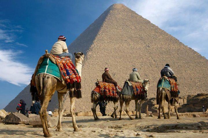Tour por Egipto. Excursiones desde El Cairo.