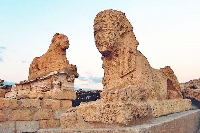 Excursión al yacimiento arqueológico el Fayum