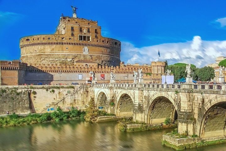 Visita guiada Castillo de Sant'Angelo
