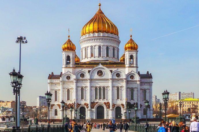 Guía privado Moscú.