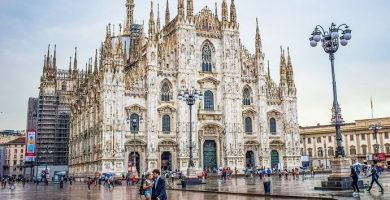 Excursión a Milán desde Roma