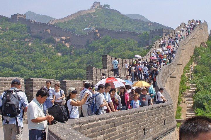 Reservar guía turístico muralla por la China. Español.