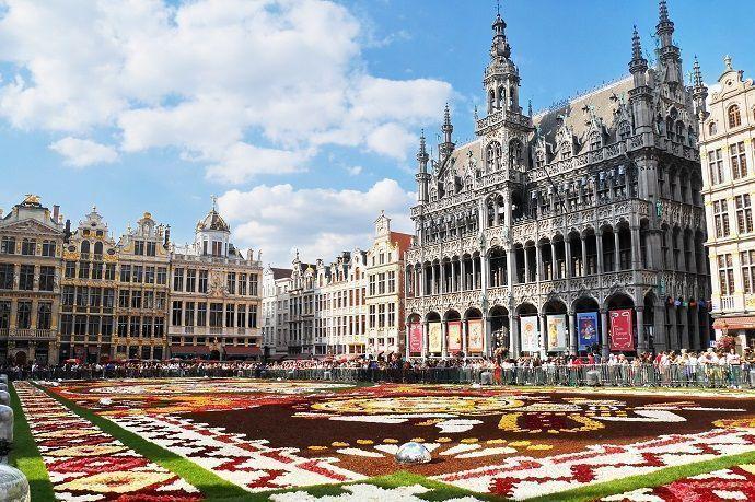 Guía por Bruselas