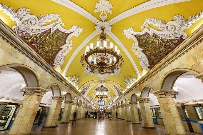 Moscú. Visitas guiadas. tours y excursiones.