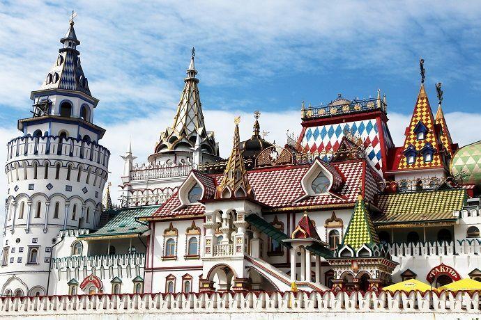 Guía en Moscú
