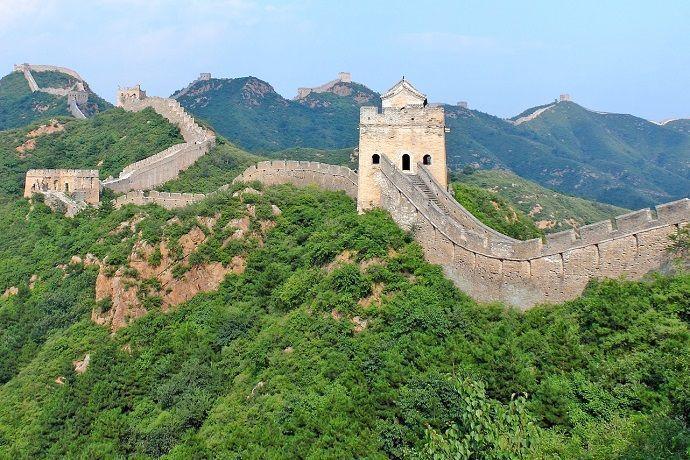 Tour por la muralla China.