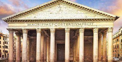 Visita guiada Panteón de Agripa. Roma