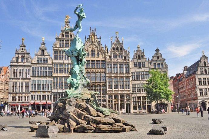 Tour guiado a Amberes desde Bruselas