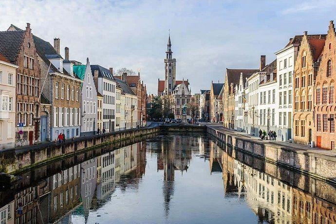 Excursión desde Bruselas a Brujas