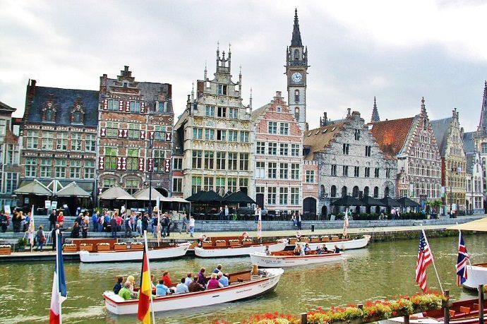 Tour desde bruselas a Gante