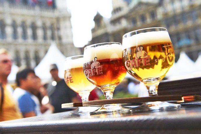 Tour guiado de la cerveza Bruselas