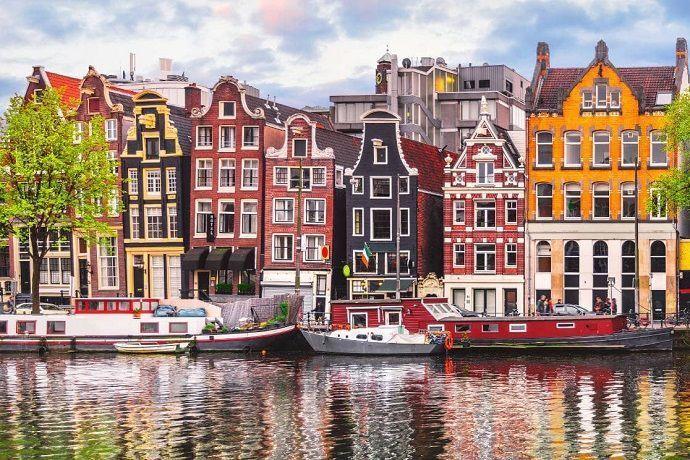 Desde Bruselas a Ámsterdam