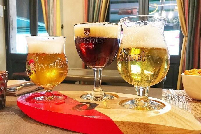 La cerveza en Bruselas