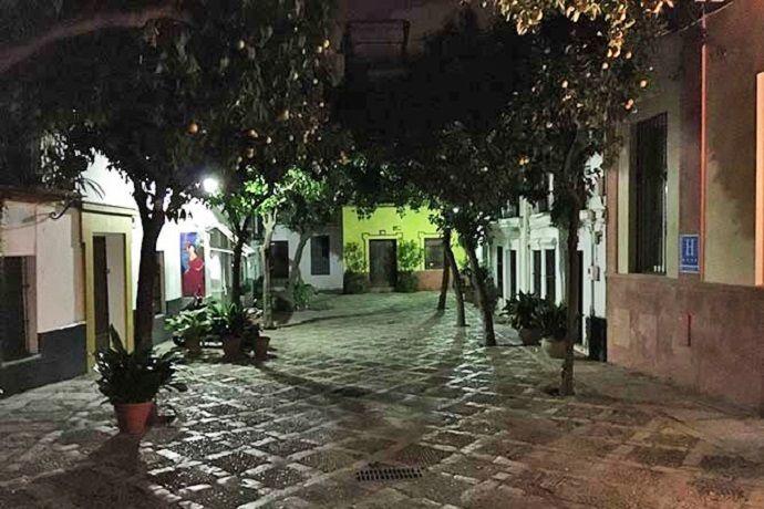 Turismo Barrio de Santa Cruz de Sevilla