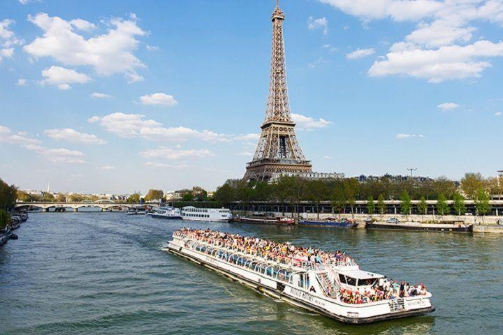 tour barco Sena