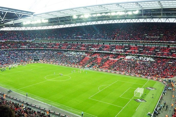 Visitar Wembley