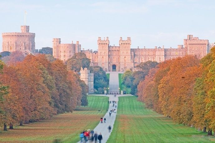 Tour Castillo de Windsor