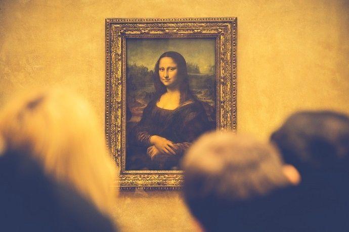 La Gioconda (La Joconde) o La Mona Lisa.