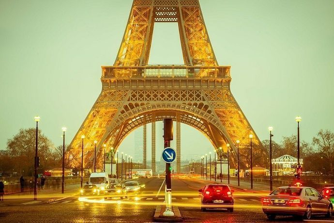 Tour guiado Torre Eiffel de París