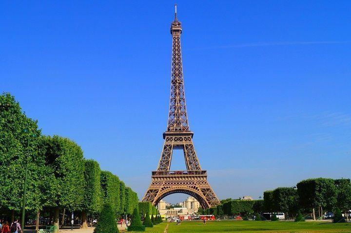 Tour guiado Torre Eiffel París