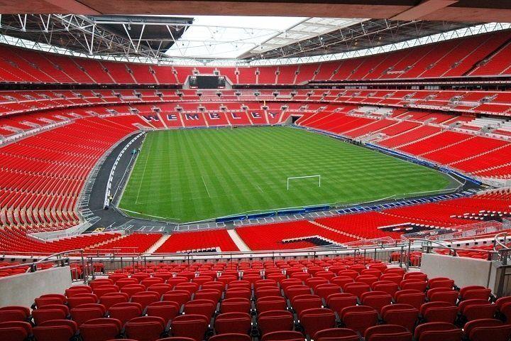 Entradas estadio de Wembley