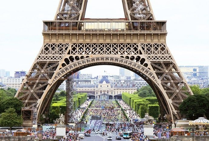 Entradas Torre Eiffel de París.