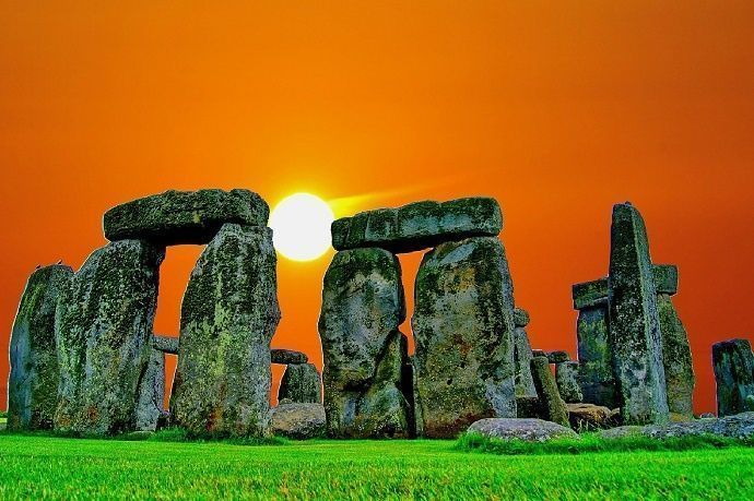 Entradas Monumento megalítico Stonehenge