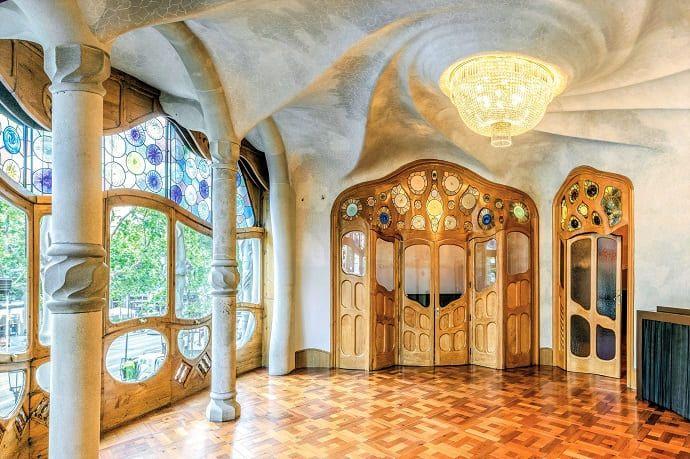 Entradas Casa Batlló