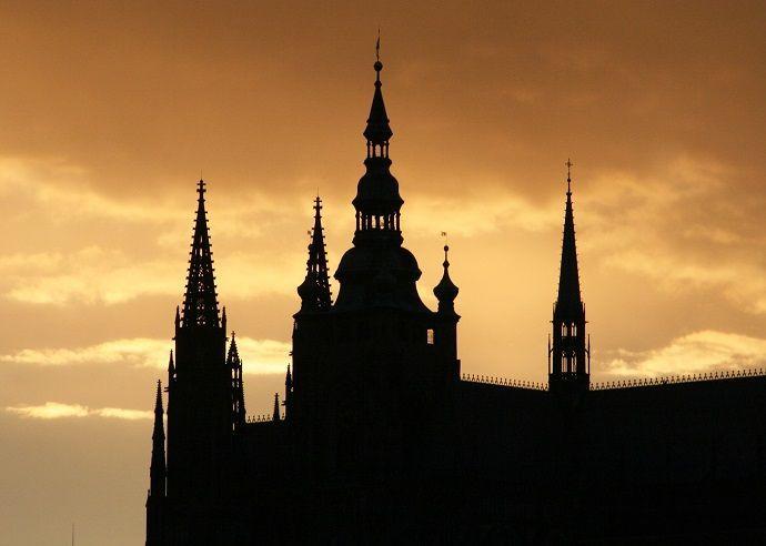 Castillo de Praga gratis