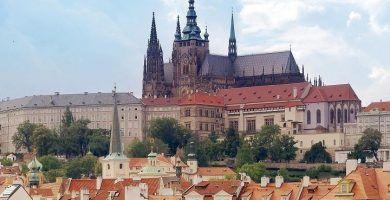 tour guiado Castillo de Praga