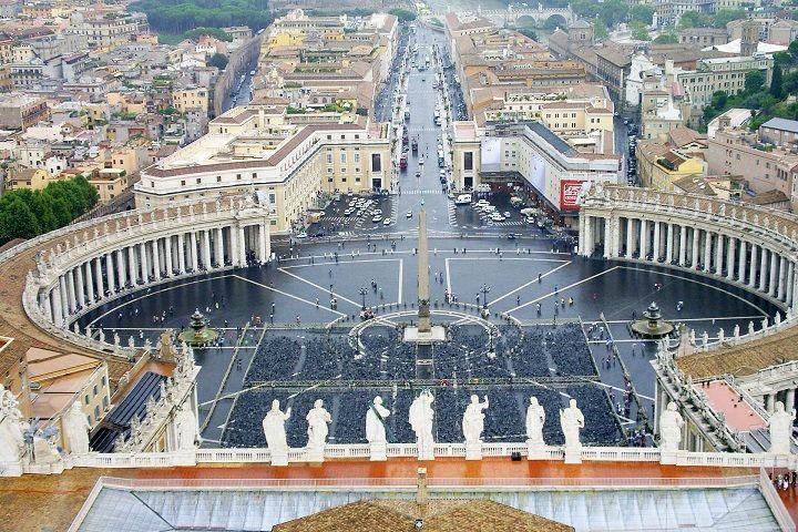 Entradas para el Vaticano
