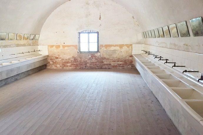 Excursión al Campo de concentración de Praga