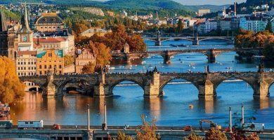 Crucero en Barco por Praga