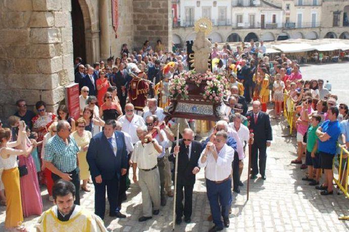 Qué ver en Trujillo. Fiestas patronales.