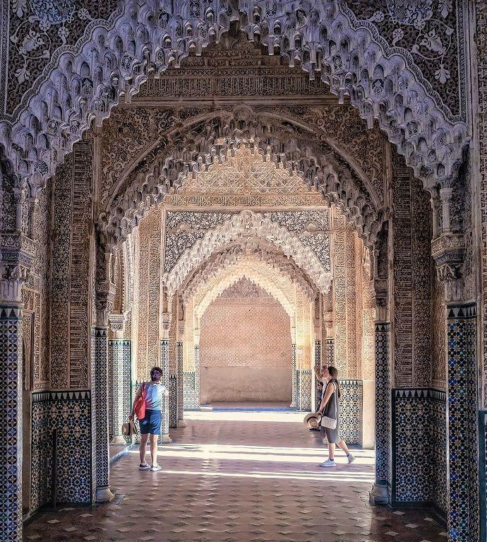 Guía privado Alhambra